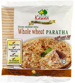 PARATHA WHOLE WHEAT (5 SHEETS)