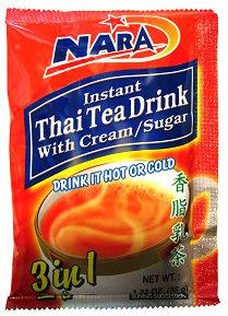 INSTANT THAI TEA 3-IN-1
