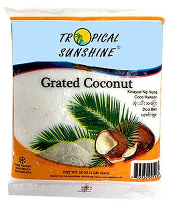 GRATED COCONUT