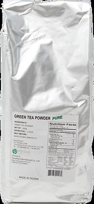 PURE GREEN TEA POWDER