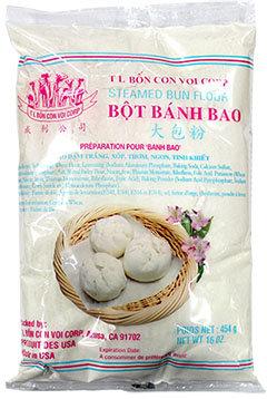 STEAMED BUN FLOUR (BANH BAO)