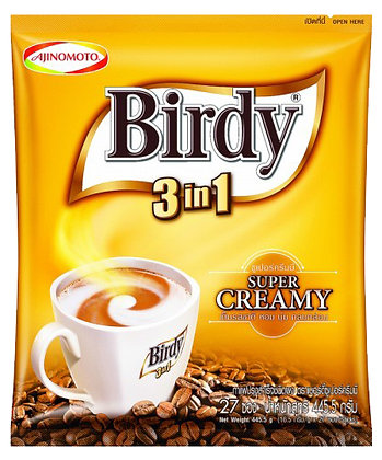 INSTANT COFFEE MIX 3-IN-1 (CREAMY)