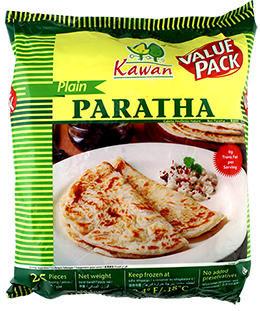 PARATHA PLAIN BULK (25 SHEETS)