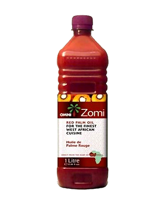 ZOMI RED PALM OIL