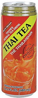 THAI TEA DRINK