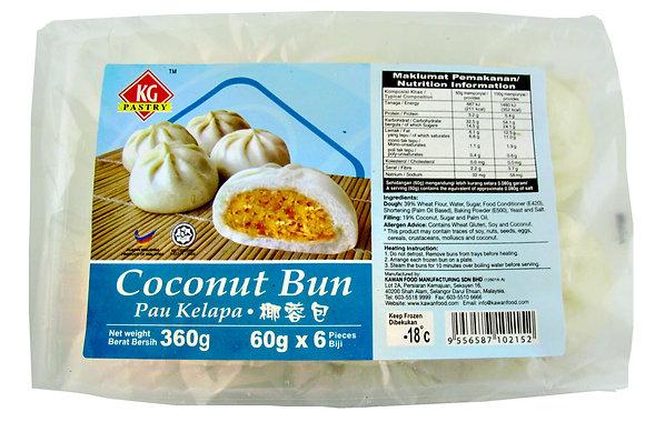 COCONUT BUNS (6 PC)