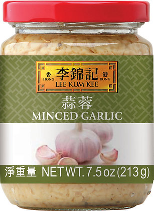 MINCED GARLIC SAUCE