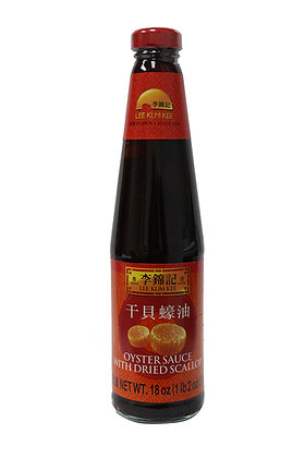OYSTER SAUCE WITH SCALLOP