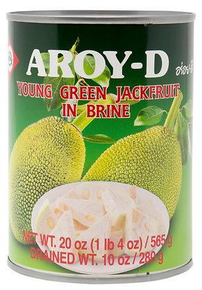 YOUNG GREEN JACKFRUIT IN BRINE