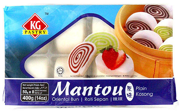 MANTOU PLAIN (8 PC)