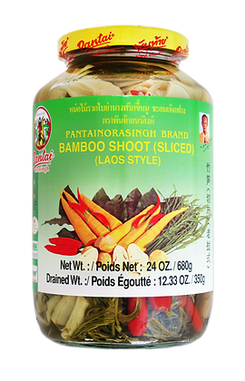 BAMBOO SHOOT (SLICED) (LAO STYLE)
