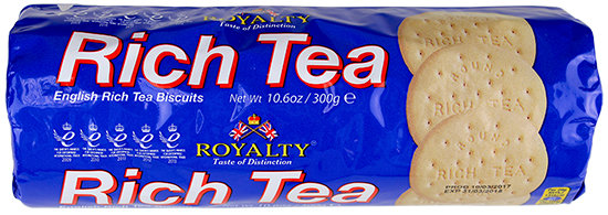 CLASSIC RICH TEA BISCUIT