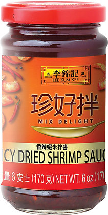 SPICY DRIED SHRIMP SAUCE