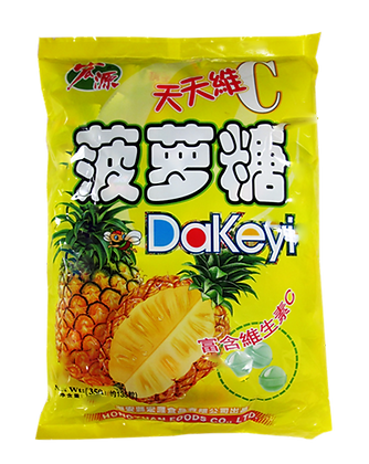PINEAPPLE CANDY