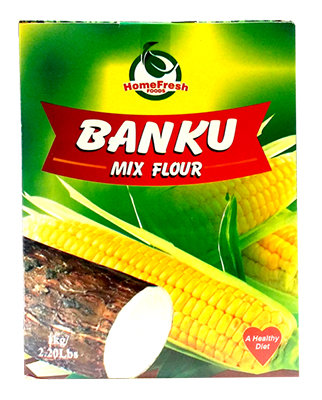 FLOUR BANKU MIX