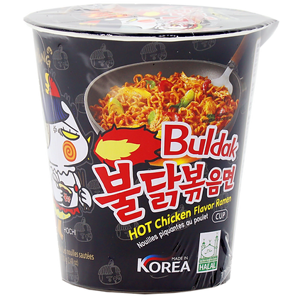 HOT CHICKEN NOODLE CUP