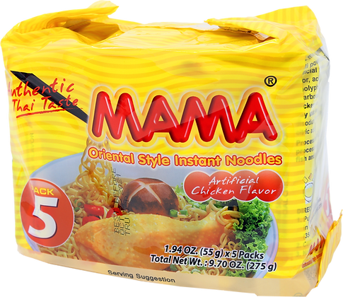 CHICKEN FLAVOR NOODLE (FAMILY PACK)
