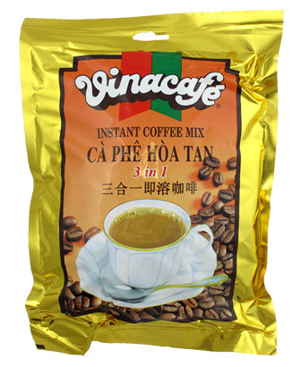 INSTANT COFFEE MIX 3-IN-1
