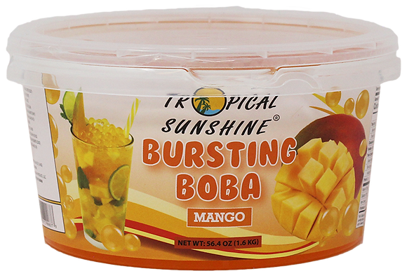 MANGO BURSTING BOBA