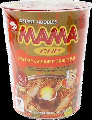 SHRIMP CREAMY TOMYUM NOODLE CUP
