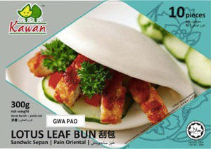 LOTUS LEAF BUNS (10 PC)