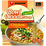SAVORY CHICKEN BOWL NOODLE