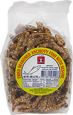 FRIED SESAME ANCHOVY