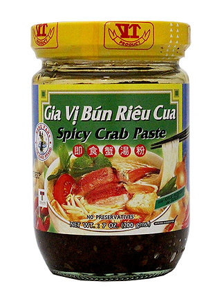 SPICY CRAB PASTE