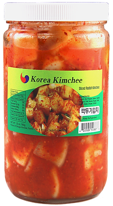 KIMCHEE [RADISH SLICED]