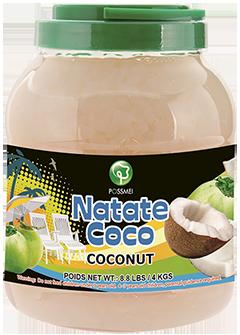 COCONUT NATATE COCO