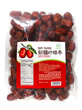 RED DRIED DATES