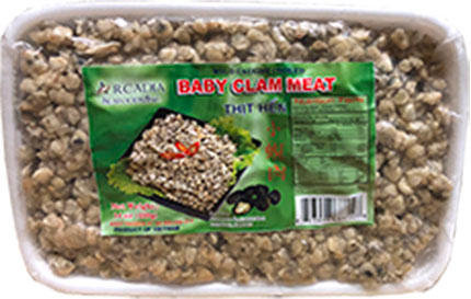 COOKED BABY CLAM MEAT (1000-2000)