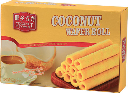 COCONUT WAFER ROLL