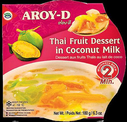 THAI FRUIT IN COCONUT MILK
