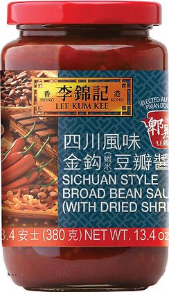 SHRIMP BROADBEAN SAUCE WITH DRIED SHRIMP