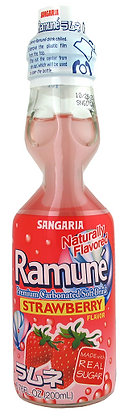 STRAWBERRY RAMUNE
