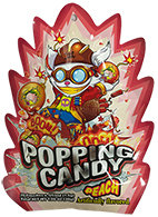 POPPING CANDY (PEACH)