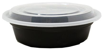 CONTAINER BLACK BOWL