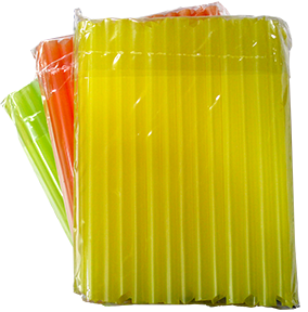 JUMBO STRAW (SHARP CUT 21CM)