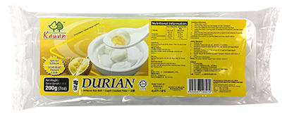 RICE BALL (DURIAN)