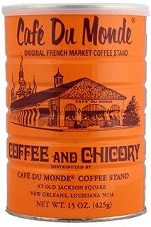 CAFE COFFEE (DU MONDE)