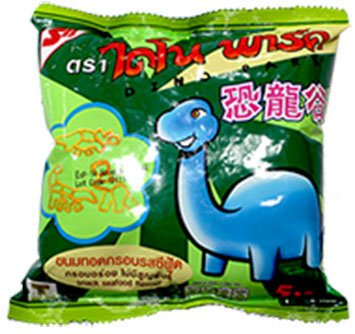 DINO SNACK SEAFOOD