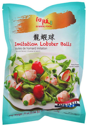 IMITATION LOBSTER BALL