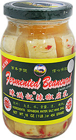 FERMENTED BEAN CURD WITH CHILI