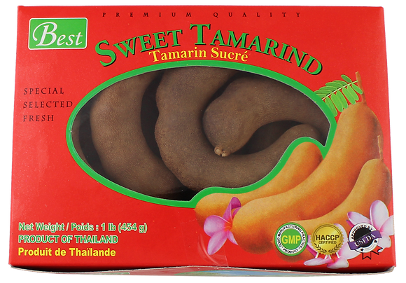 SWEET DRIED TAMARIND