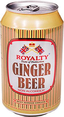 GINGER BEER DRINK