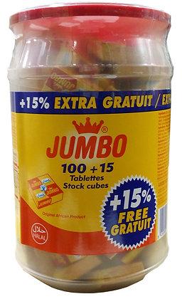 JUMBO CUBES (JAR)