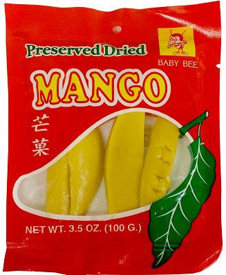 PRESERVED MANGO