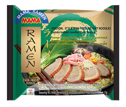 CHINESE DUCK RAMEN NOODLE