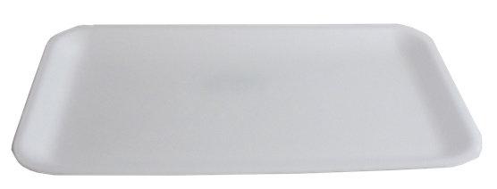 WHITE FOAM TRAY [10S]